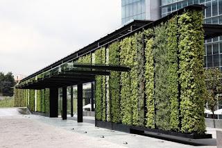 Súmate a los Jardines Verticales de la Ciudad de México