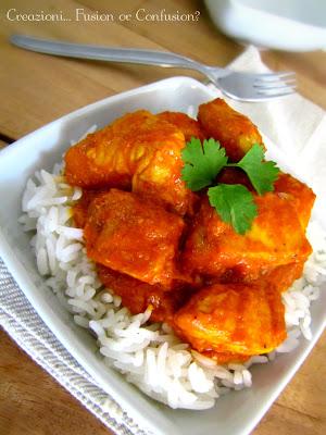 Chicken Tikka Masala Cucina Indiana Creazioni