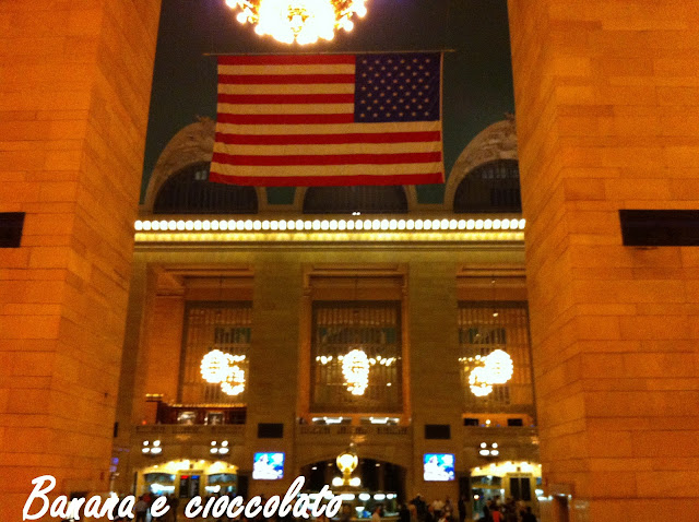 Grand central station, la stazione di New York