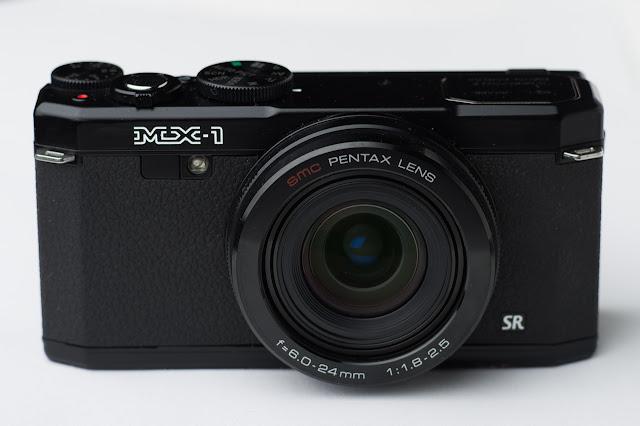 Pentax Mx-1 фото