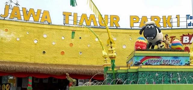 Objek Wisata Jatim Park I Malang