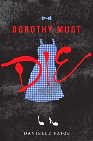 https://www.goodreads.com/book/show/18053060-dorothy-must-die?ac=1
