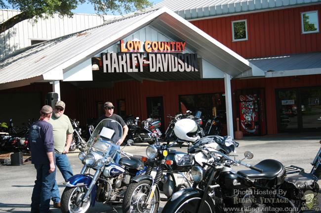 Harley Davidson Parts Charleston Sc