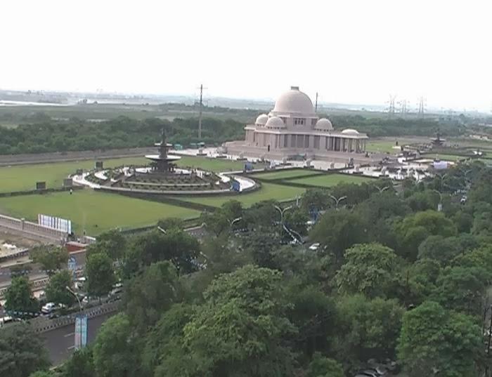 Dalit Prerna Sthal and Green Garden, Noida