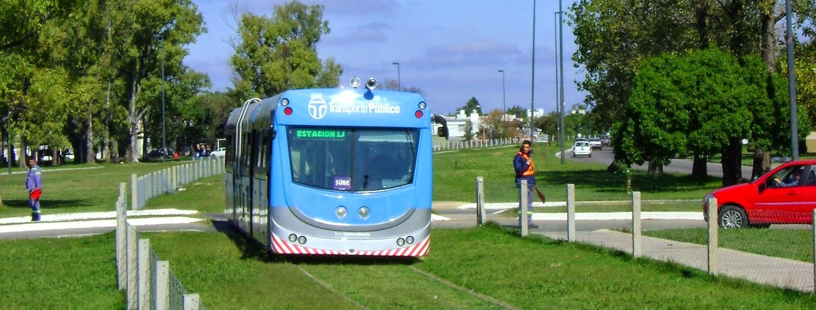 Tren Universitario UNLP