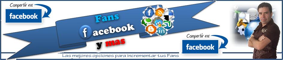 fans facebook y mas
