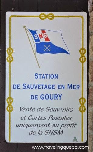 Faro de Goury