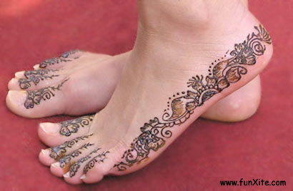 Mehndi Real Tattoo : Hairstyles 2012: henna tattoo designs what you should know about