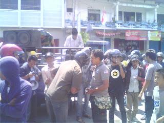 KRI-MBR Ranmor  Demo Perusahaan FIF