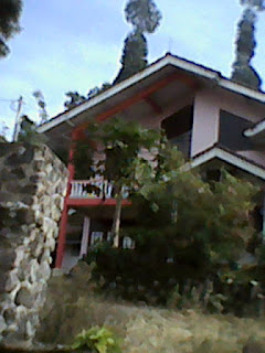 Villa Nyaman Keluarga Ciwidey Bandung