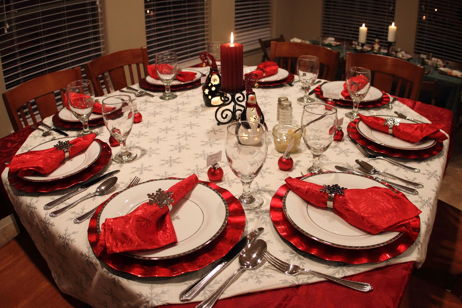 wilkinsonquints Christmas in July, Part 1! ~ 054347_Christmas Decoration Ideas For Dinner Table