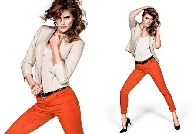 ნატაშა პოლი, იზაბელა ფონტანა და საშა პივოვაროვა H&M-სთვის