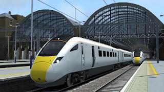 Screenshot Train Simulator 2015 - SKIDROW