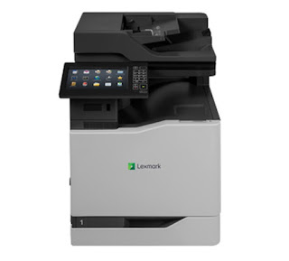Lexmark CX825de Driver Download, Review And Price