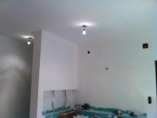 wohnungsrenovierung ausmalen badezimmer fu bodenaufbau. Black Bedroom Furniture Sets. Home Design Ideas