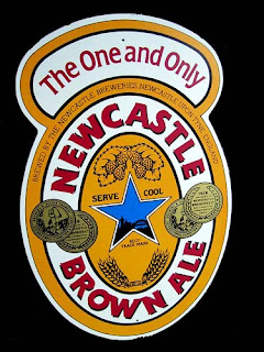 Newcastle Brown Ale & Rachel The Brew master