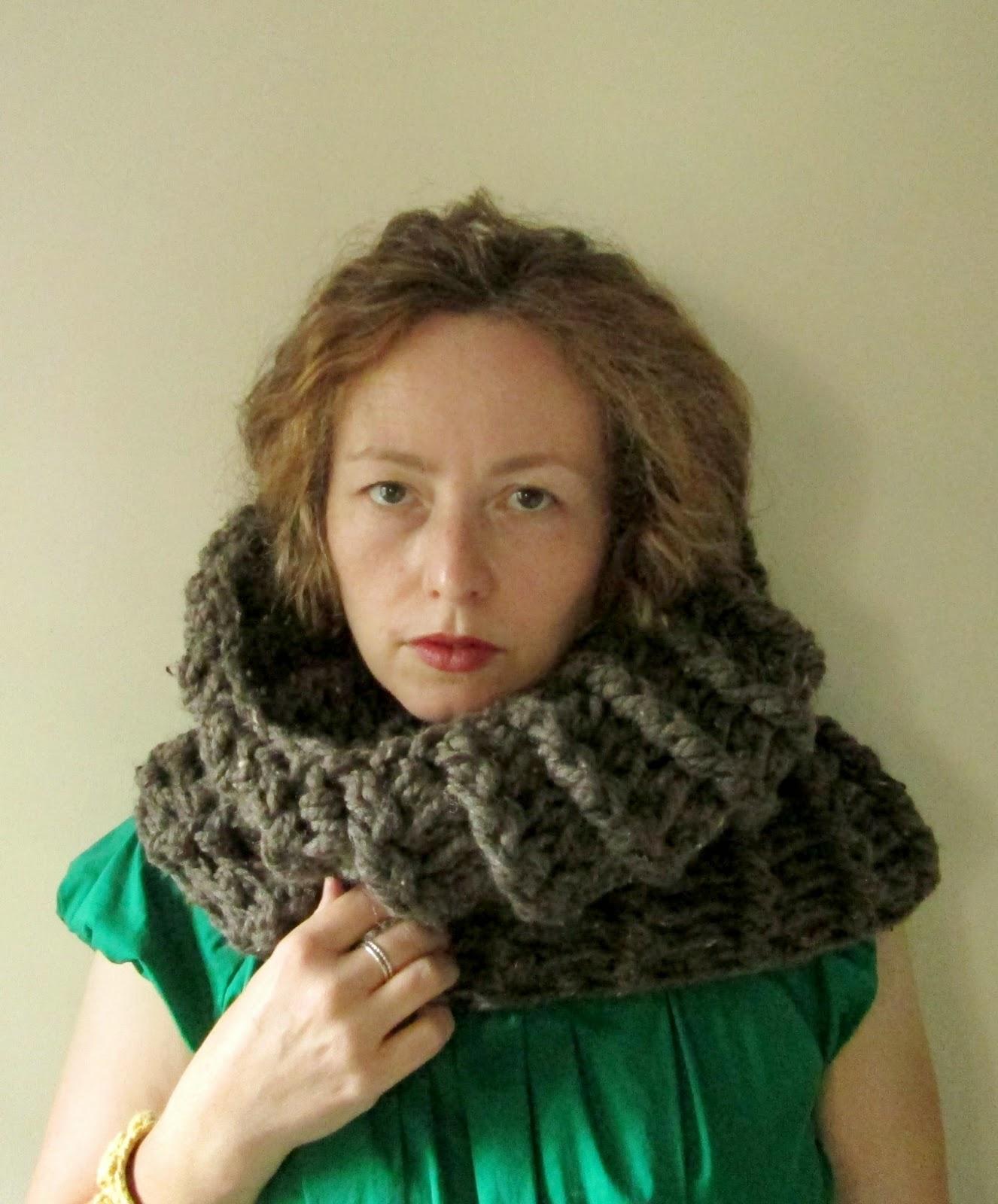 Polly Foo Foo: Sassenach Claire Outlander Crochet Cowl ...
