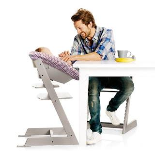 cadira tripp trapp adaptable en alçada
