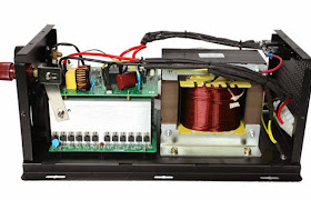 Sinewave UPS Circuit using PIC16F72 Part-5