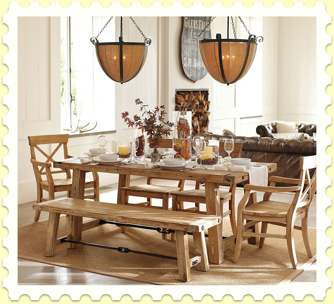 Barn wood kitchen tables types of wood for Ikea stornas table