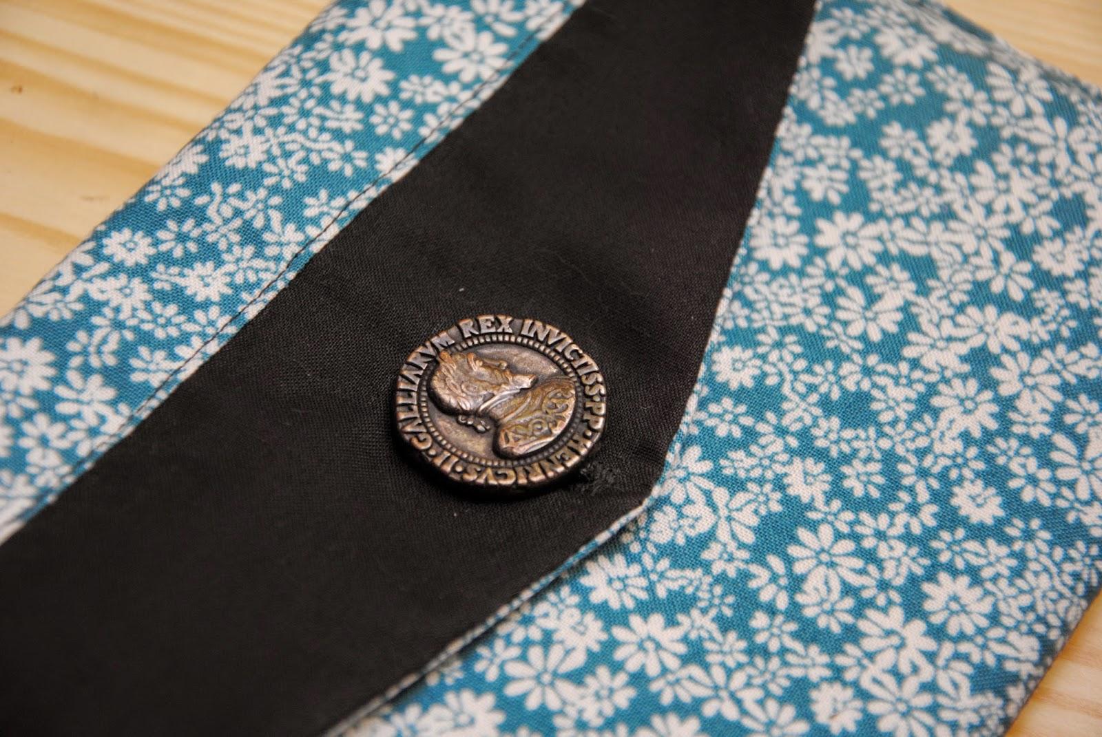 DIY pochette couture