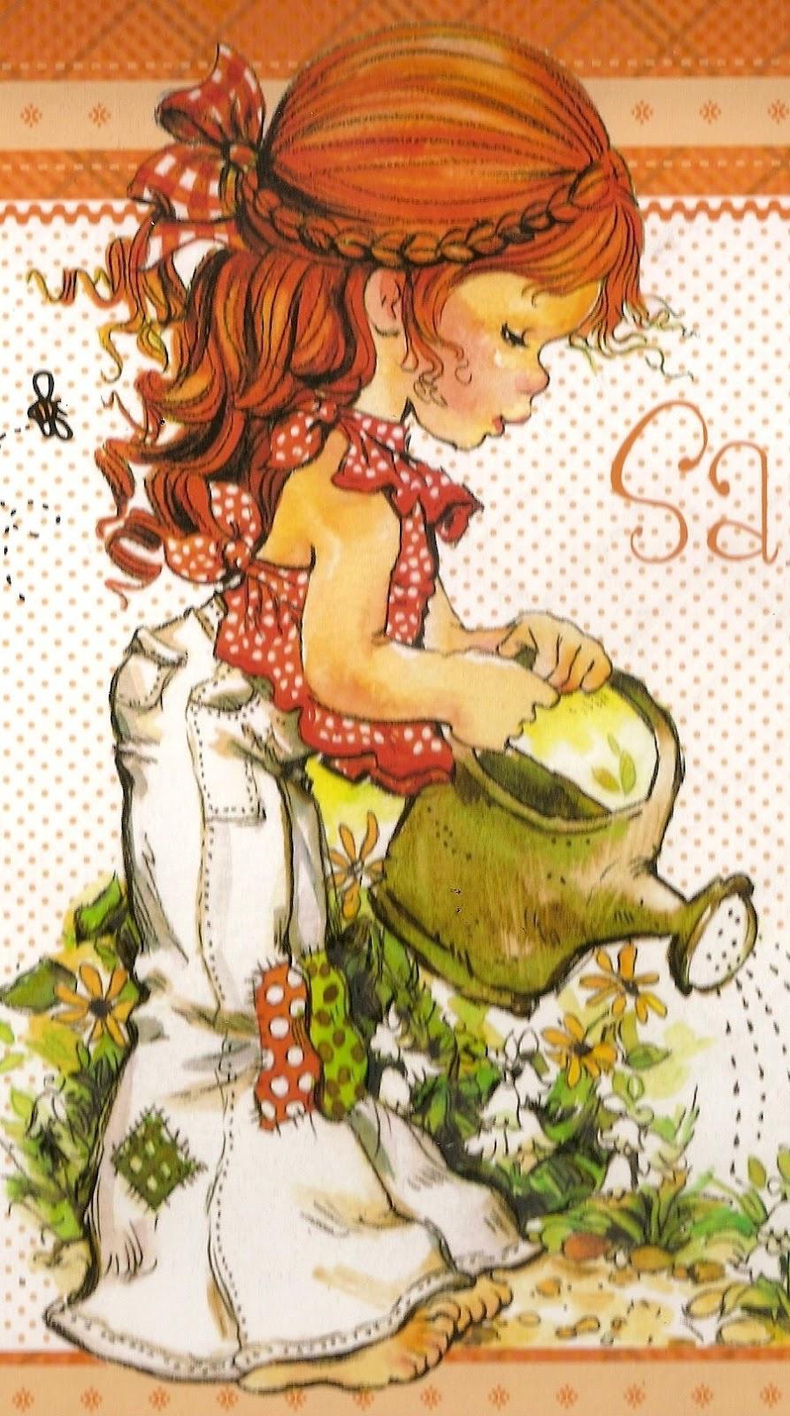 My daily babbles sarah kay - Cosas para el jardin ...