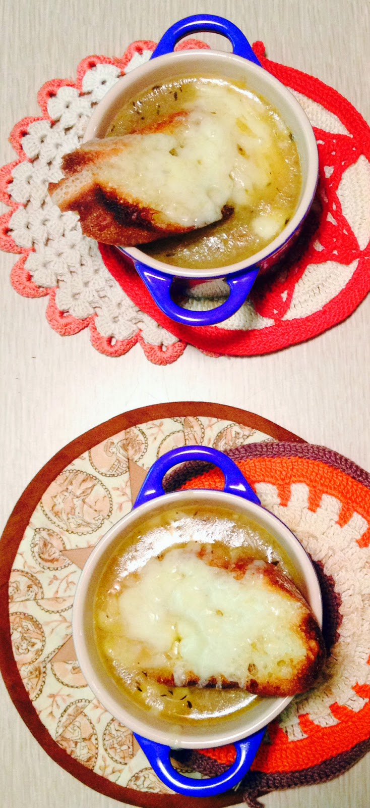 Summer Onion Soup
