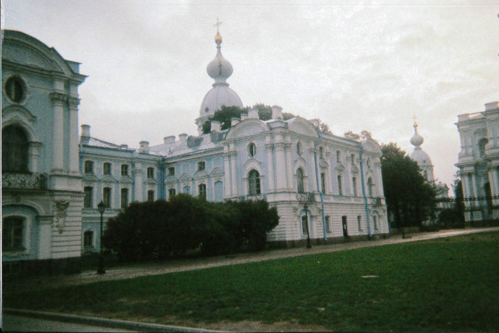 Smolny Cathedral, St Petersburg