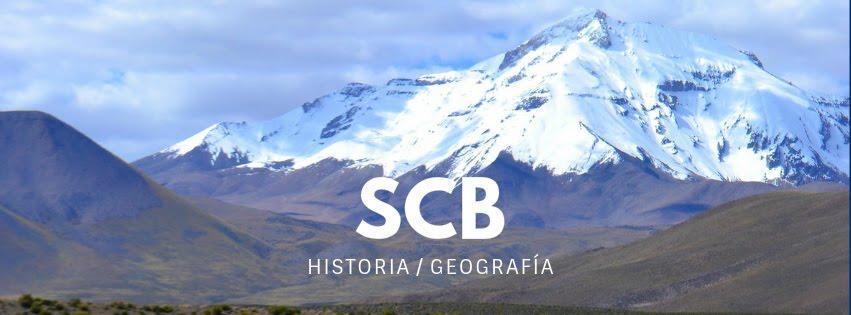 SCB Historia y Geografía