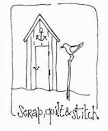 Scrap Quilt & Stitch