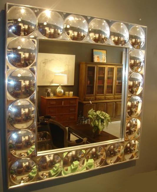 Michael Thomas 1960 S Disc Mirror