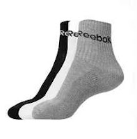 Buy Reebok Men's Plain Socks at Rs.68 Via Amazon : Buy To Earn
