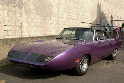 1970-Plymouth-Road-Runner-Superbird-Convertible.