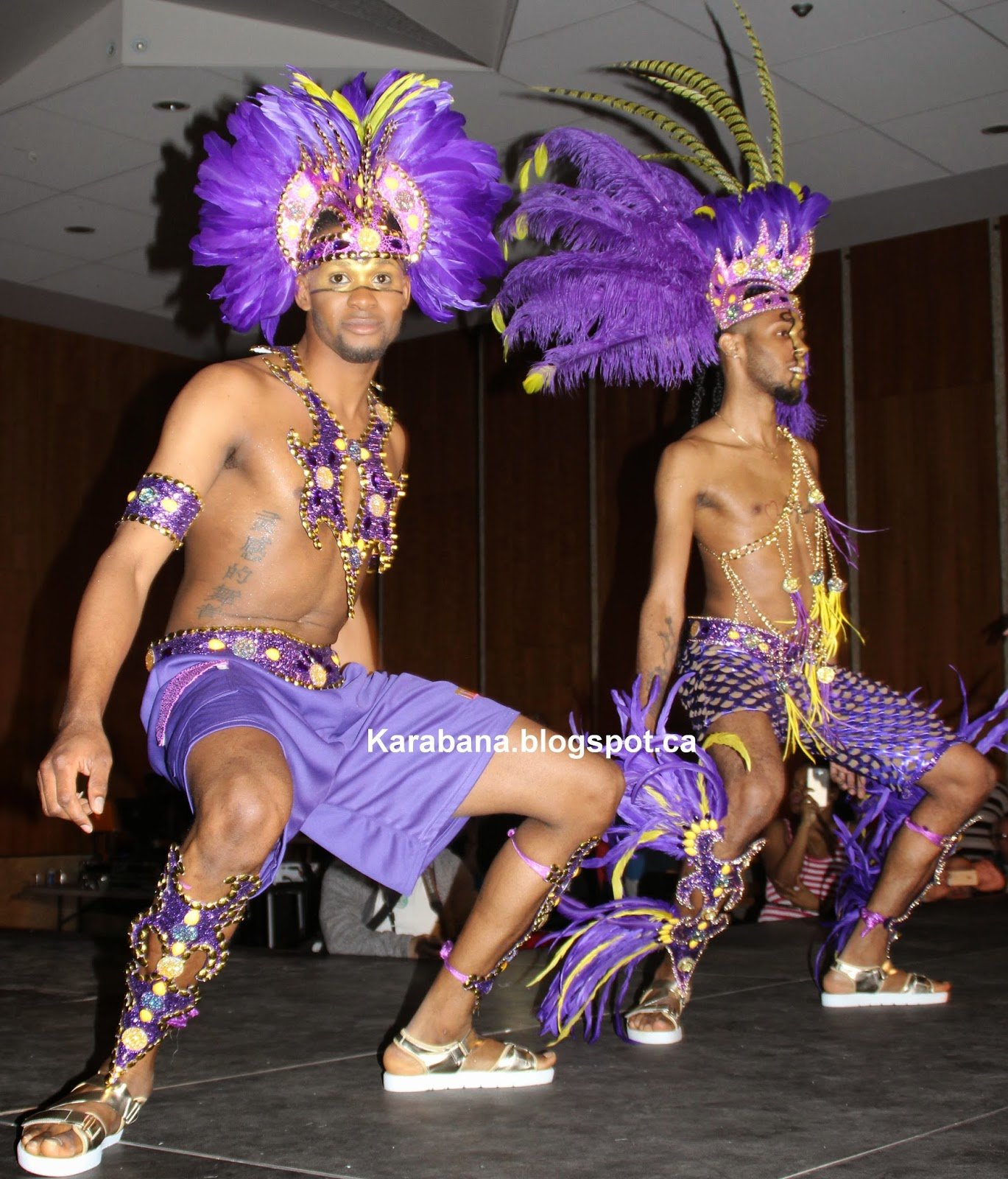 Karabana tribal carnival band launch aliens malvernweather Choice Image