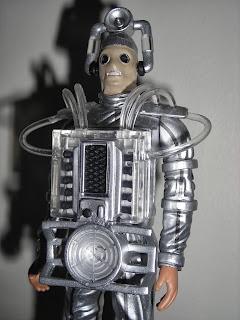 Tenth Planet Cyberman figure