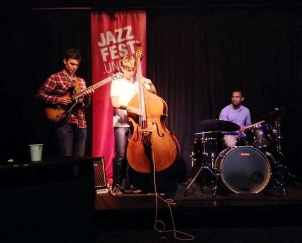 Sigmund Rygh Seljebø Trio på Fokus: BertaSofie