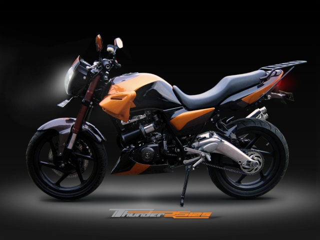 Photo of Thunder 125 Modifikasi