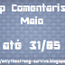 Top Comentarista: Maio