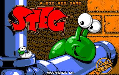 Steg the Slug