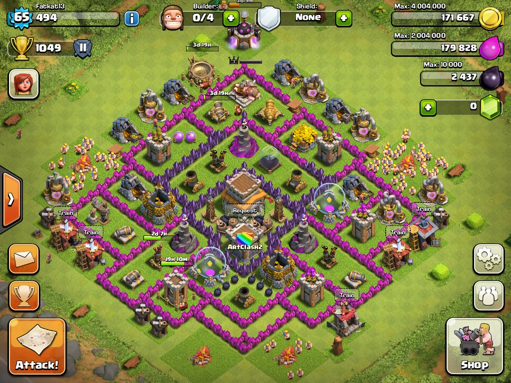 Download image town hall 8 base designs pc android iphone and ipad