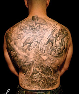great+angel+tattoo+design
