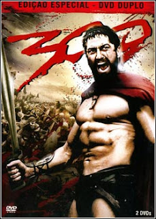 Download - 300 - DVDRip - AVI - Dual Áudio