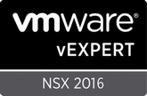 vExpert NSX 2016