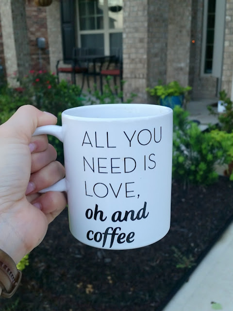 All You Need Is Love, and Coffee!