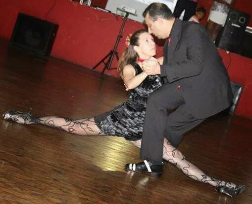 Tango e Milonga... Musicalidade... Sensibilidade... Sensualidade!!!