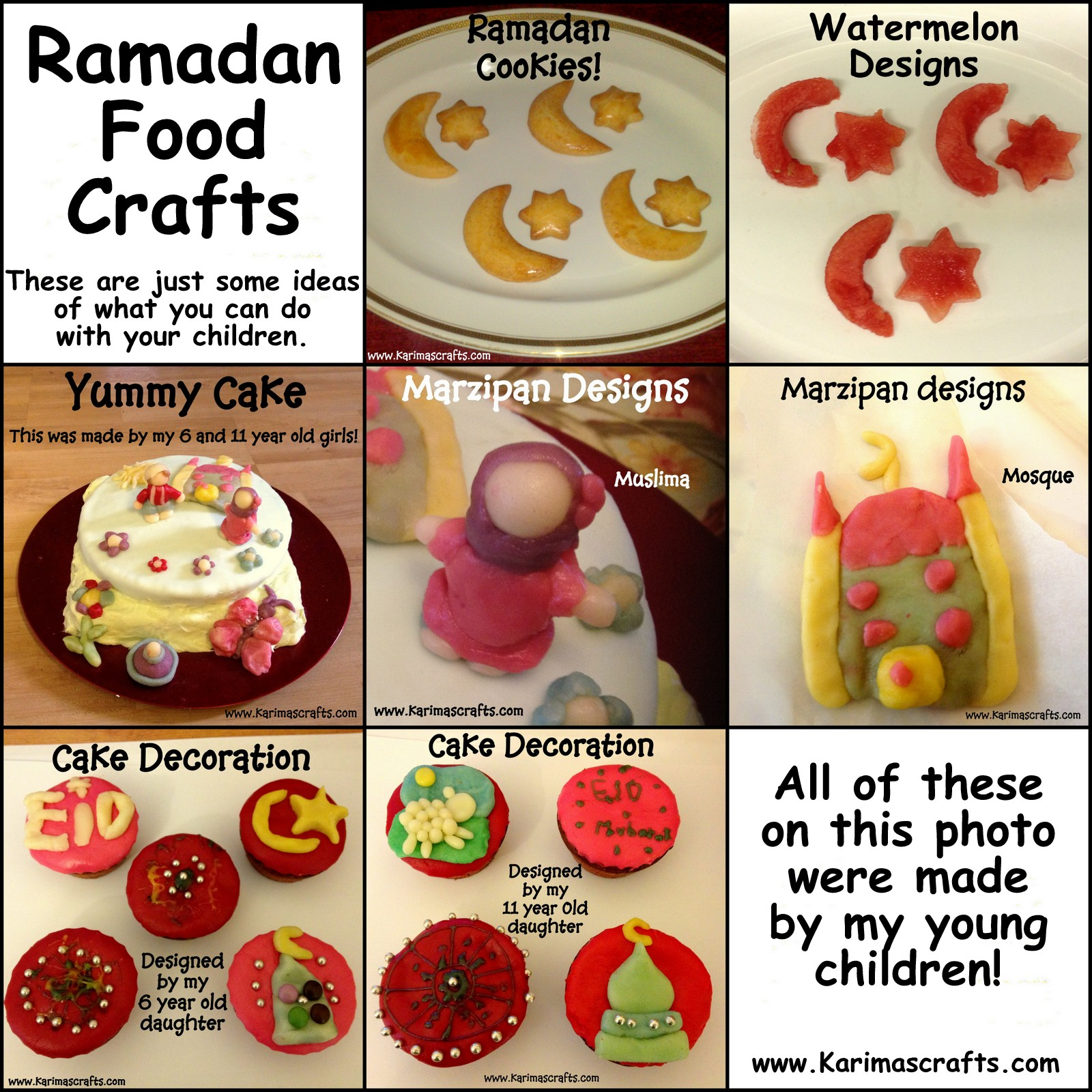 Karima s Crafts Eid Gift Ideas