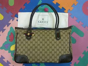 Gucci Princy Medium Tote Bag(SOLD)