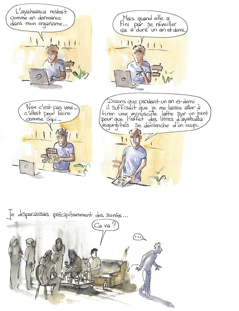 Gipi ayahuasca