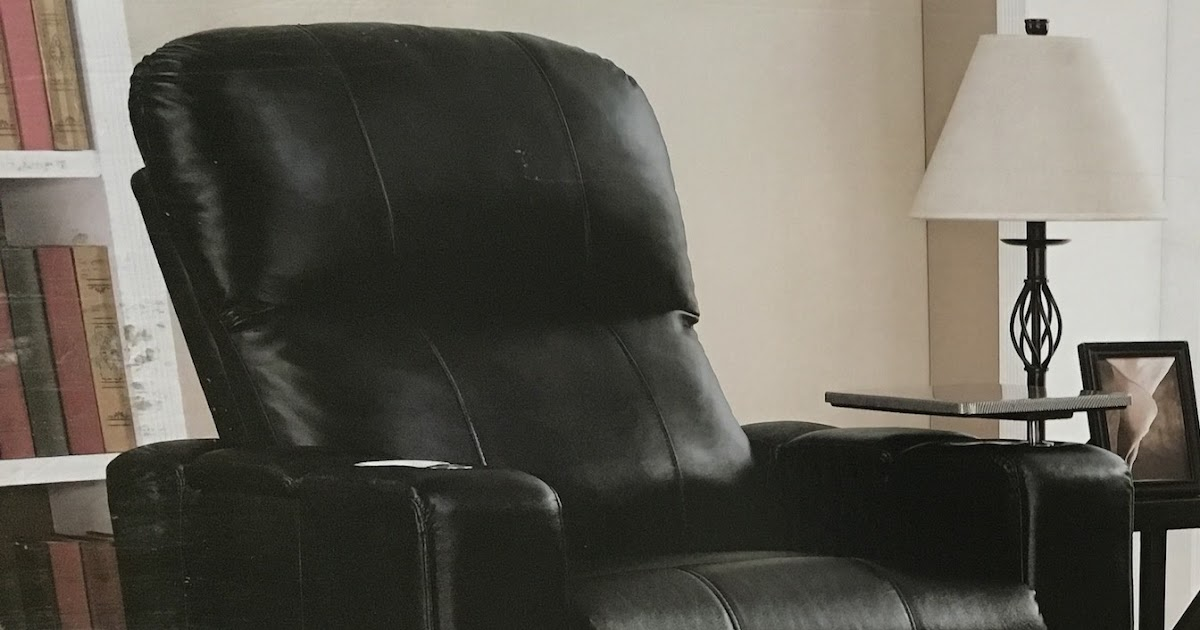 Pulaski Furniture Leather Home Theater Power Recliner Costco Weekender