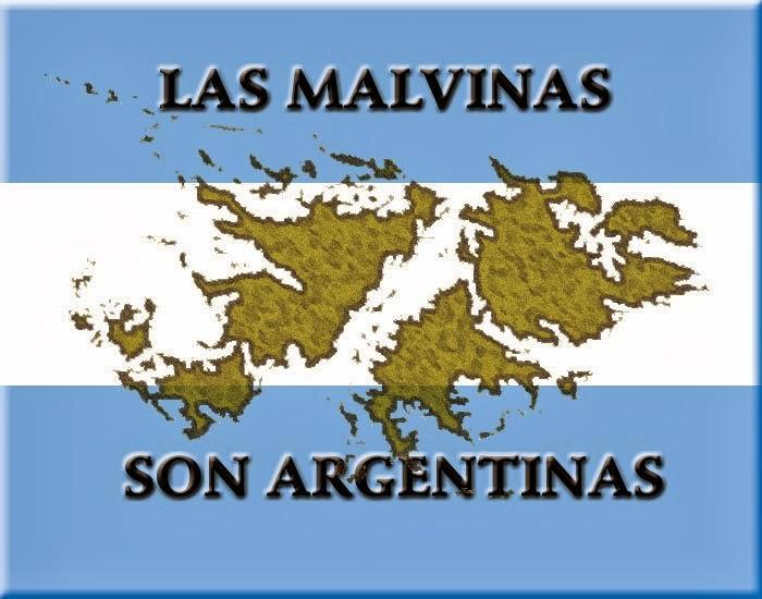 LAS MALVINAS SON ARGENTINAS!!!